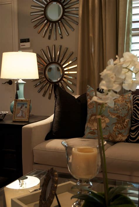 exceptional ideas  decorating   sunburst mirror