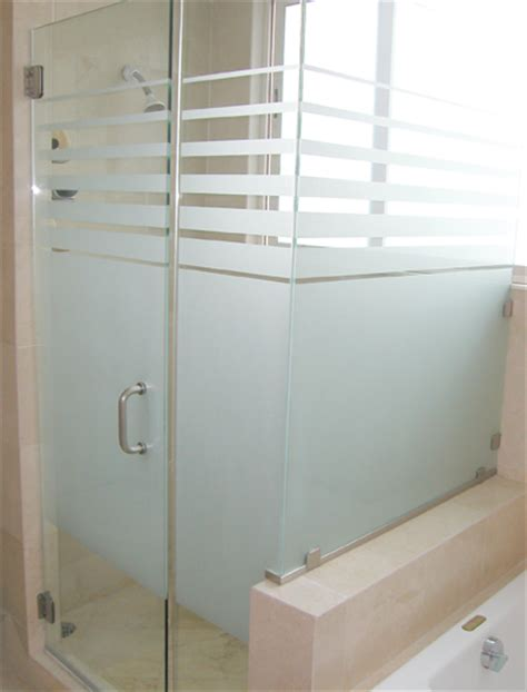 Privacy Glass Shower Doors Glass Showers Gallery Glass Doctor