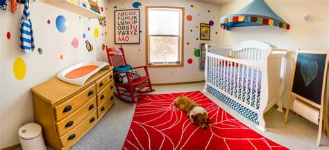 colorful nursery readers favorite bright and colorful nursery project