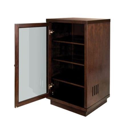 audio component cabinet furniture bello audio video component cabinet in dark atc402