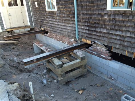 adding a basement next to existing house