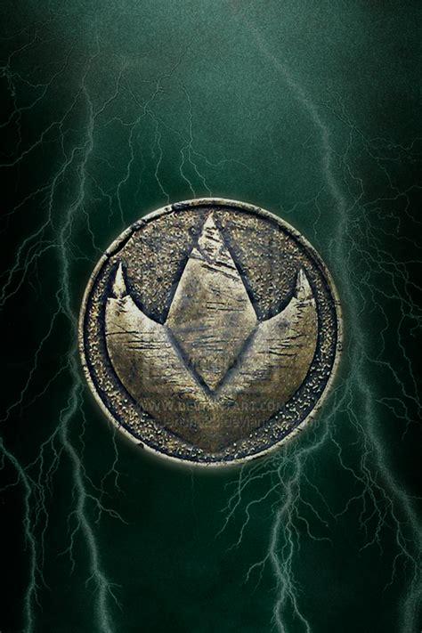 dragonzord tattoo mmpr green ranger dragonzord coin iphone wallpaper by