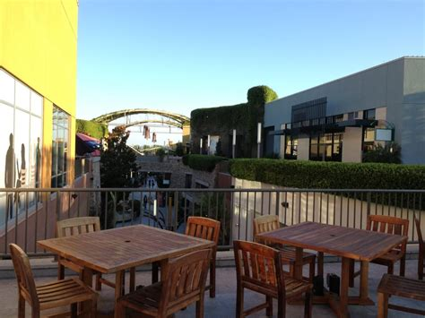 Anaheim Garden Walk Restaurants by Upstairs In Anaheim Gardenwalk Yelp