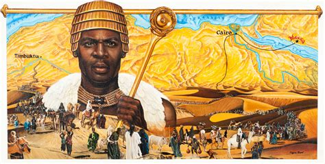 ancient african kings 8 facts you probably didn t know about the richest man in