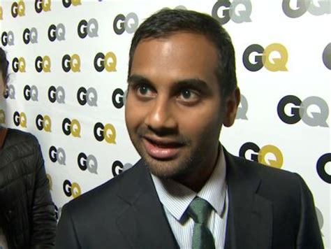 aziz ansari neck tattoo youtube watch gq men of the year the gq men of the year party