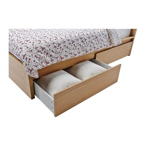 futon bettgestell 160x200 malm bed frame high w 4 storage boxes ikea the 4 large
