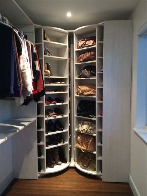 the revolving closet organizer shoe