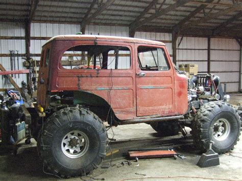 jeep willys wagon lifted extreme willys wagons and trucks page 2 pirate4x4 com