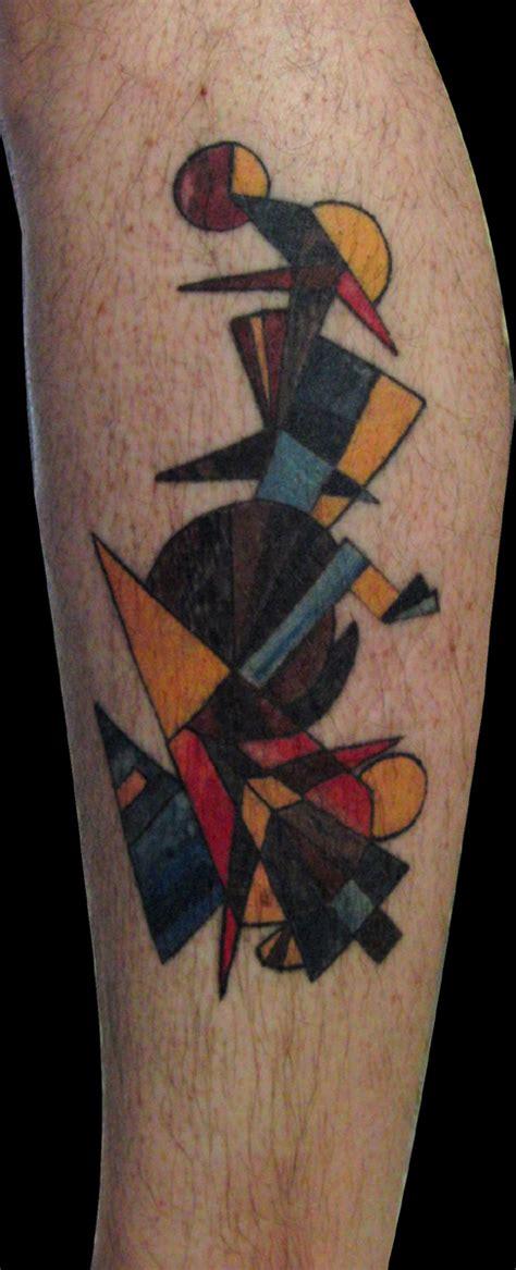 kandinsky tattoo kandinsky by cakeinyourface on deviantart