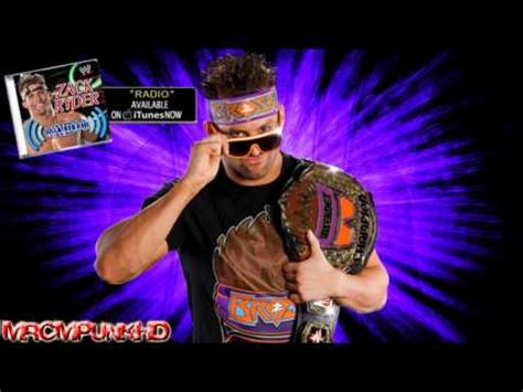 theme song zack ryder 2012 wwe zack ryder new theme song quot woo woo woo you know it
