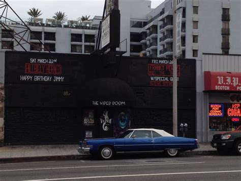 Viper Room California by The Viper Room West West Ca