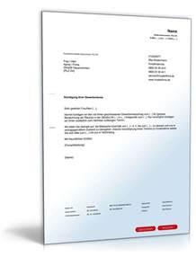 Vorlage Kündigung Mietvertrag Durch Mieter Fristgem 228 223 E K 252 Ndigung Gewerbemietvertrag Durch Vermieter