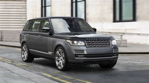 land rover truck 2016 2016 land rover range rover svautobiography picture