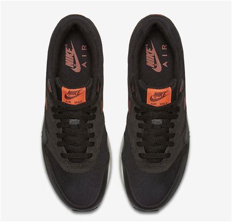 Sepatu Nike Air 1 Brown Premium Quality nike air max 1 premium brown 875844 202 sneaker bar