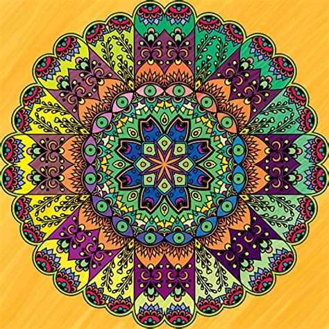 mandala coloring book in dubai mandalas coloring book set with 24 colored pencils