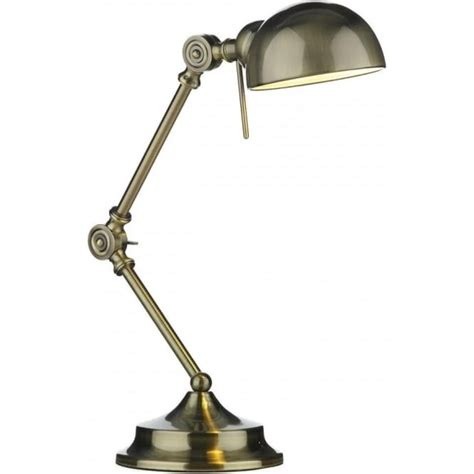 antique lighting cambridge ma adjustable angled desk l in antique brass and classic