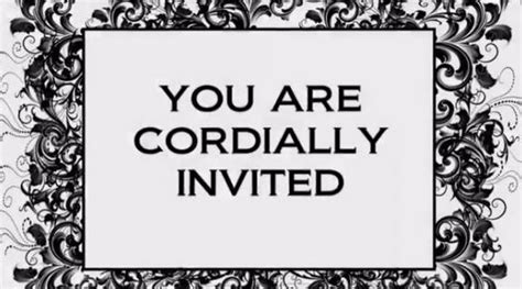 you are cordially invited template you are cordially invited promaxbda brief