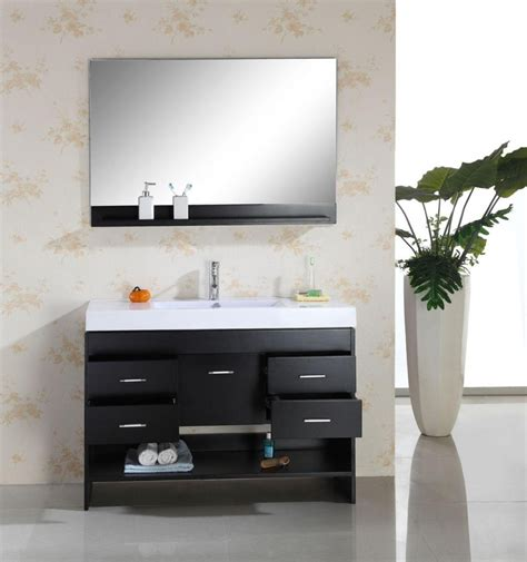 Modern Bathroom Vanity Mirror Bathroom Modern Lighted Bathroom Vanity Mirror With