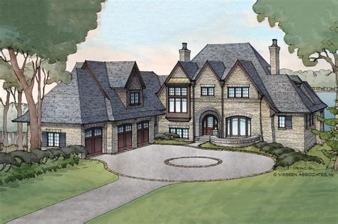 european style houses european style house plan 5 beds 6 00 baths 7669 sq ft