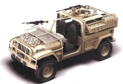 tactical jeep jeep j8 chrysler c jgms lpv military army light patrol