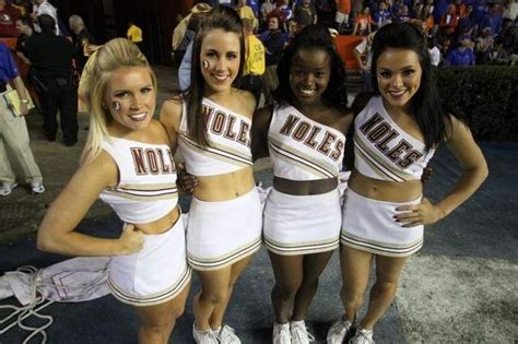 florida state college cheerleaders 1000 images about florida state cheerleading on pinterest