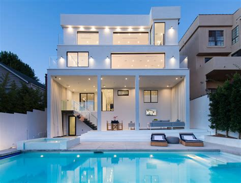 comprehensive modern homes los angeles house