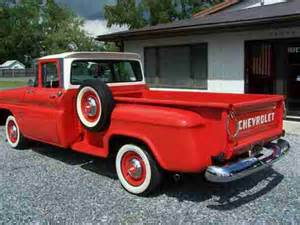 sell used 1963 chevy custom cab wheelbase stepside