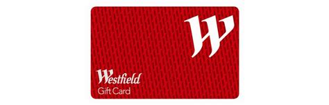 Westfiled Gift Card - westfield gift card