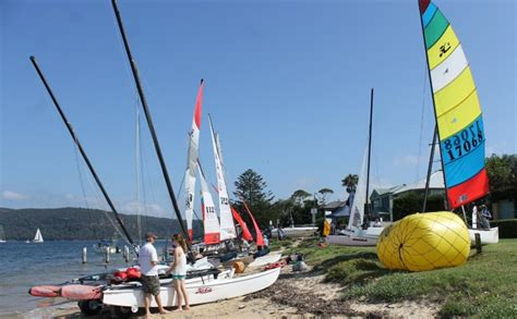 sailing boat hire pittwater pittwater online news
