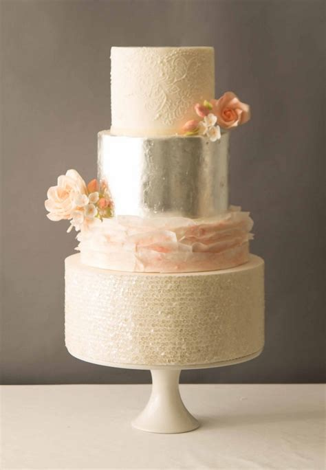 Wedding Cake Ideas 2016 by The Abigail Bloom Cake Company 2016 Wedding Cake