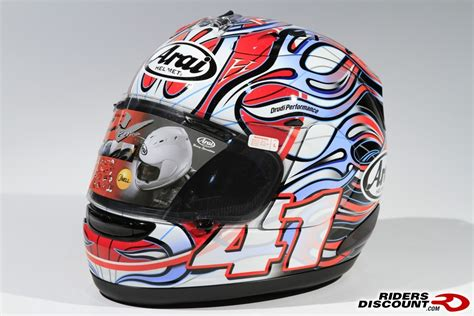 Helm Arai Replika arai corsair v haga doohan crutchlow replica helmets ducati ms the ultimate ducati forum