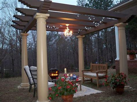 backyard pergola alfresca outdoor living patio covers designed for the