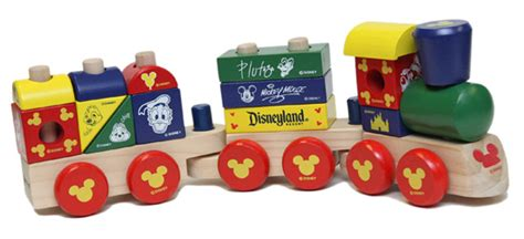 Three Small Trains Wood Toys new wooden toys add nostalgia to disney parks disney