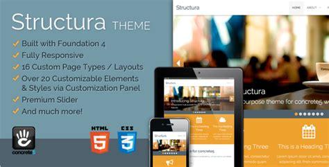 free concrete5 templates 20 best concrete5 themes free premium templates