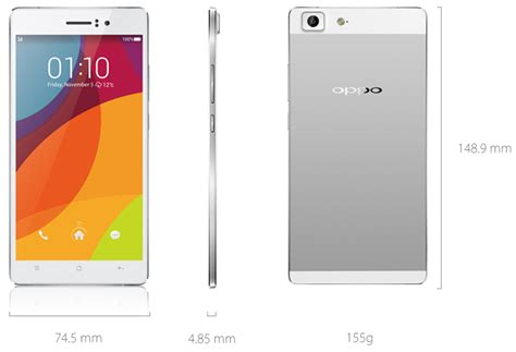 Front Kamera Depan Oppo R5 oppo specifications r5 thin smartphone with 13 mp