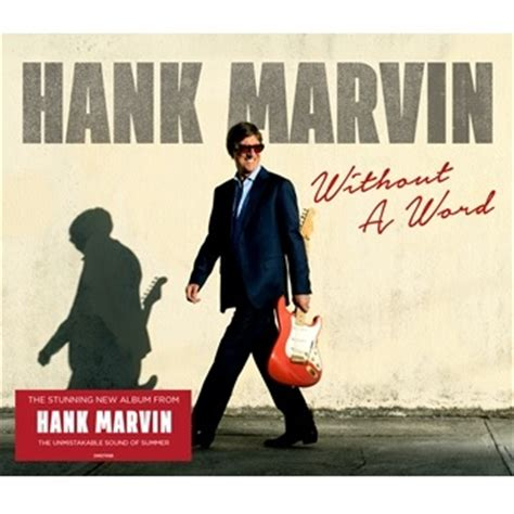 Hank Marvin Without A Word 1cd 2017 home groupdemon
