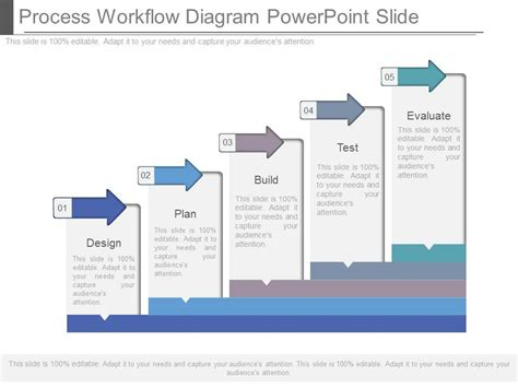 powerpoint workflow template ppts process workflow diagram powerpoint slide