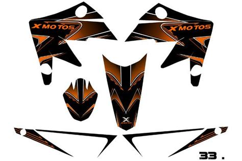 Aufkleber Dirt Bike by 3m Aufkleber Xmotos Xb 33 Motocross Dirt Bike Enduro