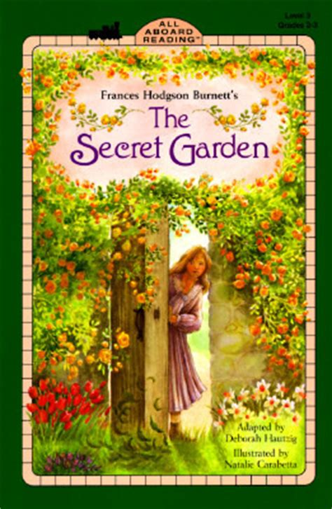 the garden books the secret garden by deborah hautzig reviews discussion