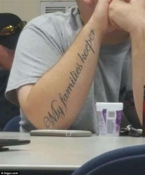 buzzfeed tattoo fail buzzfeed gallery reveals hilarious tattoo fails daily
