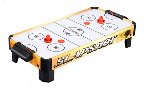Slapshot 40 Quot Table Top Air Hockey Ng1010t Best Air Hockey Table