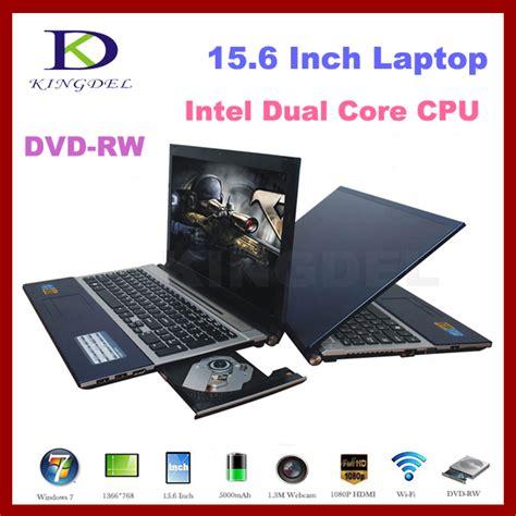 Cpu Komputer Dualcore Ram 2gb 15 6 quot notebook laptop with intel atom n2600 dual cpu