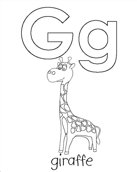 Coloring Pages For Kids Alphabet For Preschool Coloring Pages Preschool Letter Coloring Pages