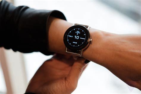 Falster: Skagen?s first touchscreen smartwatch   The Verge