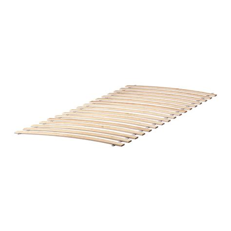 slated bed base lur 214 y slatted bed base twin ikea