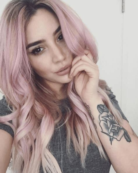 hairstyles that wont wash out brown eyes and olive skin 6 amazing colourful hair ideas for pale skin