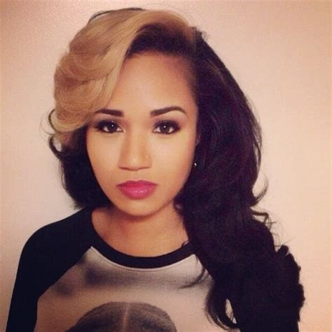 2 tone hair color styles for black women 10 two tone hairstyles you must love pretty designs