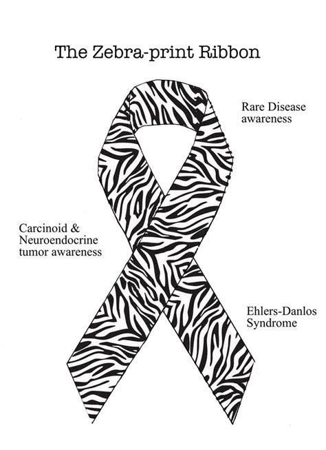 The Zebra print Ribbon by ryu ren on DeviantArt