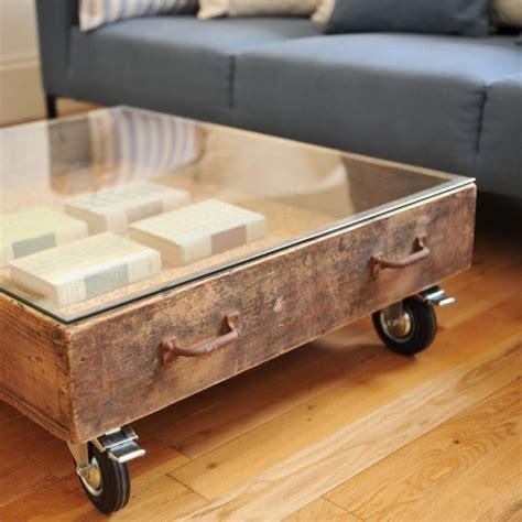 coffee table ideas 25 vintage diy coffee table ideas