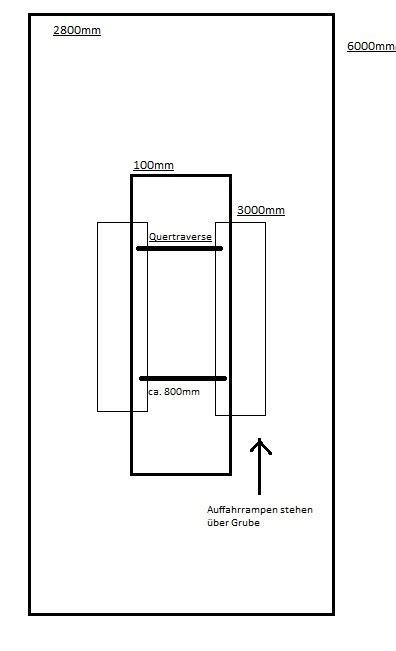 kleine garage skizze garage planung hebeb 252 hne f 252 r kleine garage